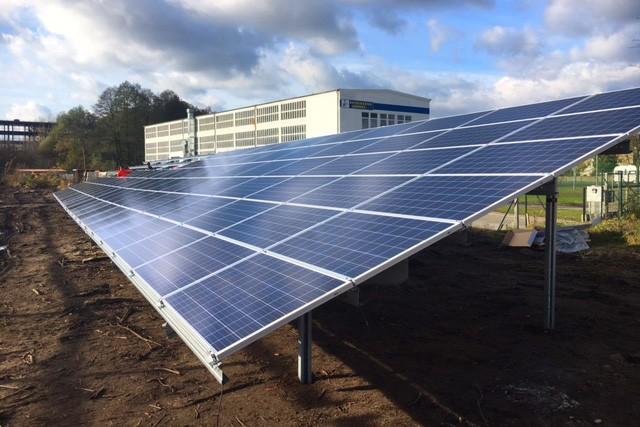 Solarpark Eberswalde